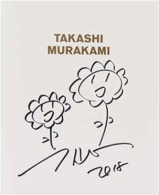 Takashi Murakami - Flowers