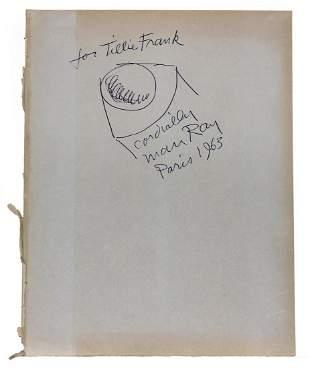 Man Ray - For Tillie Frank