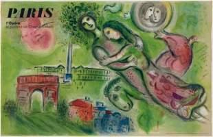 Marc Chagall - Romeo et Juliette