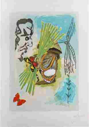 Salvador Dali - The Overseer