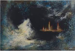 Leonardo Nierman - Eternal City