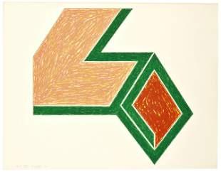Frank Stella - Effingham
