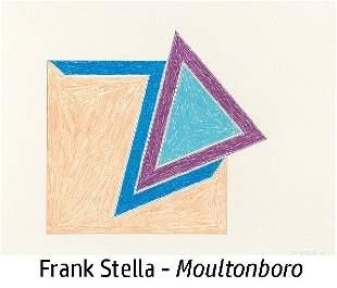 Frank Stella - Moultonboro