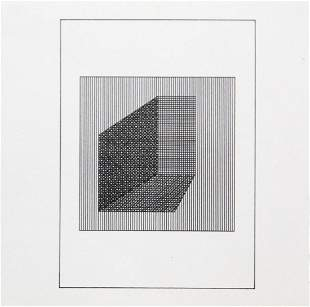 "Sol Lewitt - Untitled V from ""Ficciones: Jorge Luis"