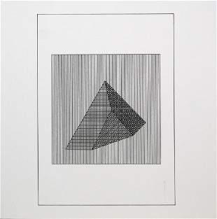 "Sol Lewitt - Untitled XII from ""Ficciones: Jorge Luis"