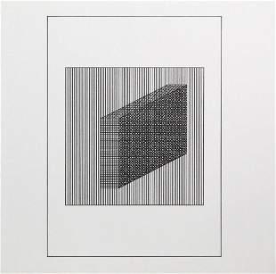 "Sol Lewitt - Untitled XIII from ""Ficciones: Jorge Luis"