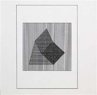 "Sol Lewitt - Untitled XIV from ""Ficciones: Jorge Luis"