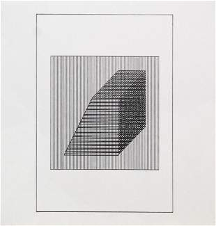 "Sol Lewitt - Untitled XV from ""Ficciones: Jorge Luis"