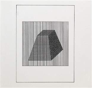 "Sol Lewitt - Untitled XIX from ""Ficciones: Jorge Luis"