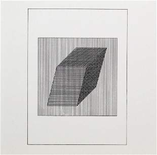 "Sol Lewitt - Untitled XX from ""Ficciones: Jorge Luis"