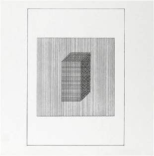 "Sol Lewitt - Untitled XXII from ""Ficciones: Jorge Luis"