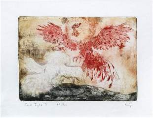 Unknown Artist - Cockfight II