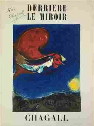 Marc Chagall - The Village by Night