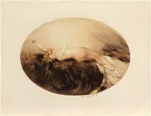 Louis Icart - Venus