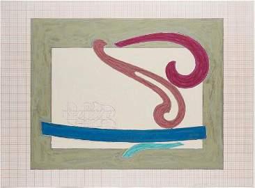 Frank Stella - Noguchi