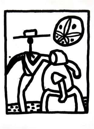 Keith Haring - Kutztown