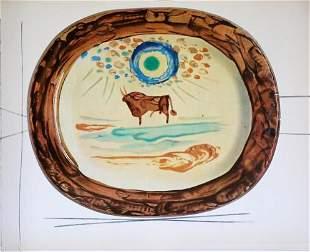 Pablo Picasso - Ceramiques de Picasso XI
