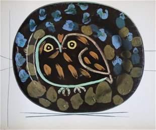 Pablo Picasso - Ceramiques de Picasso XIII