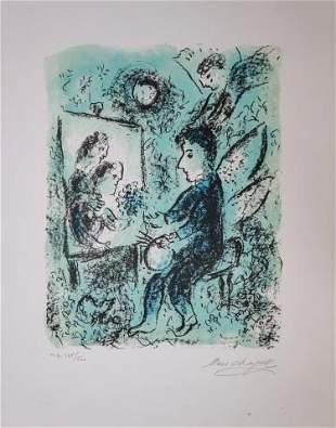 Marc Chagall - Vers 'l'autre Clarte Catawiki