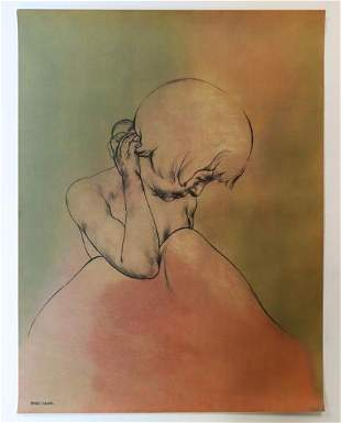 Rafael Coronel - Untitled 11