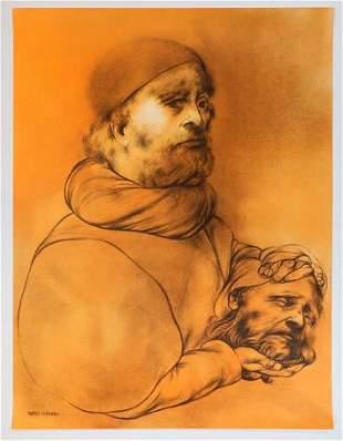 Rafael Coronel - Untitled 17