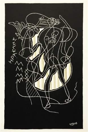 Georges Braque - Herakles