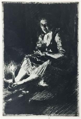 Anders Zorn - Ida