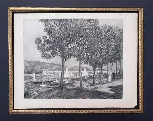 Pierre-Auguste Renoir - La Vie et L'Oeuvre de Pierre