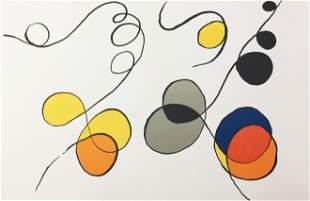 Alexander Calder - Untitled Abstract