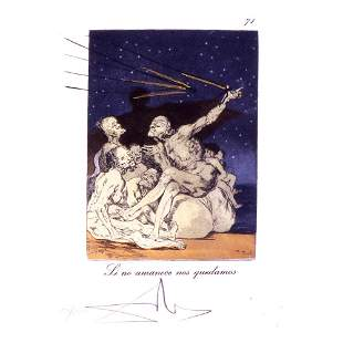 Salvador Dali - Si no amanece nos quedamos, #71