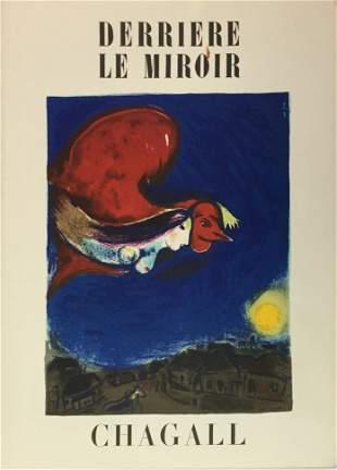 Marc Chagall - Derriere le Miroir