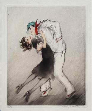 Louis Icart - Dancing 13