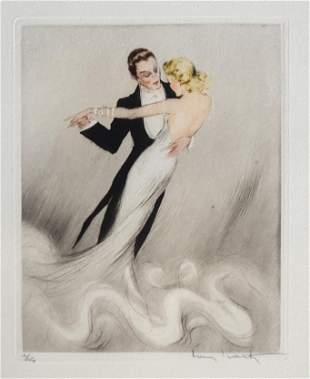 Louis Icart - Dancing 12