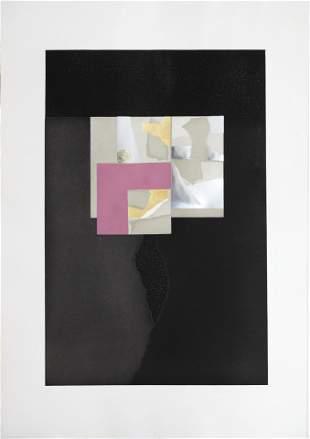 "Louise Nevelson - Untitled from 'Aquatints Portfolio"""
