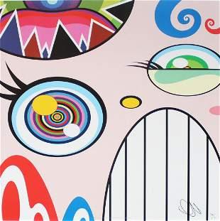 Takashi Murakami - Untitled I from We Are the Square
