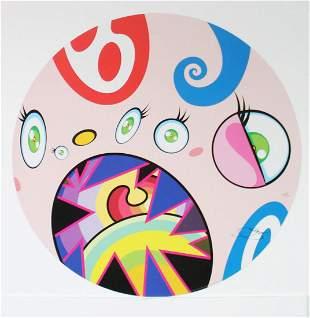 Takashi Murakami - Untitled IV from We Are the Jocular