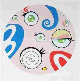 Takashi Murakami - Untitled I from We Are the Jocular
