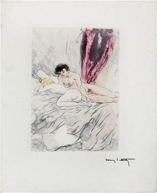 Louis Icart - Moments After