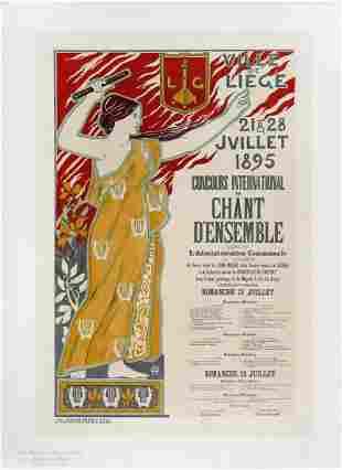 """Donnay Auguste - """"Concours International de Chant"""