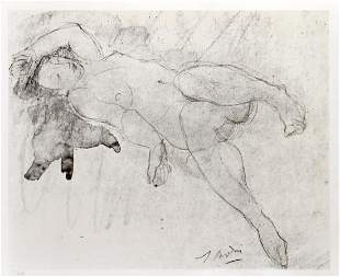 Auguste Rodin (After) - Tavola 33