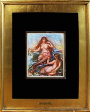 Pierre-Auguste Renoir (After) - Les Sirenes