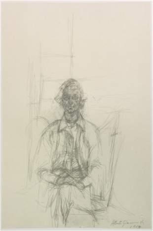 Alberto Giacometti - Ritratto di Giovinetta II
