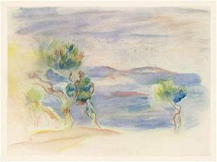 Pierre-Auguste Renoir - L'Estaque