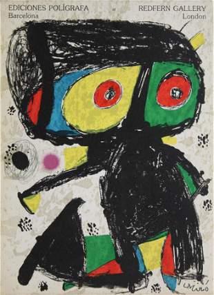 Joan Miro - Ediciones Poligrafa' Barcelona
