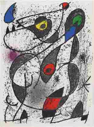 Joan Miro - A L'encre II
