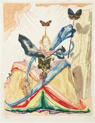 Salvador Dali - Le Tricorne 1