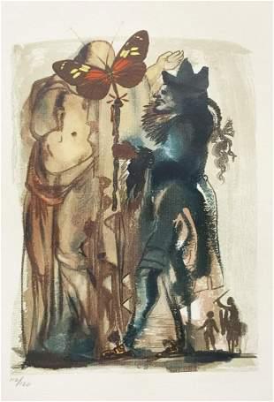 Salvador Dali - Le Tricorne 18