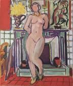 Henri Matisse (After) - Untitled (Nude)