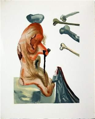 Salvador Dali - The Fraudulent Ones