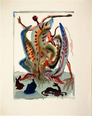 Salvador Dali - The Gluttony
